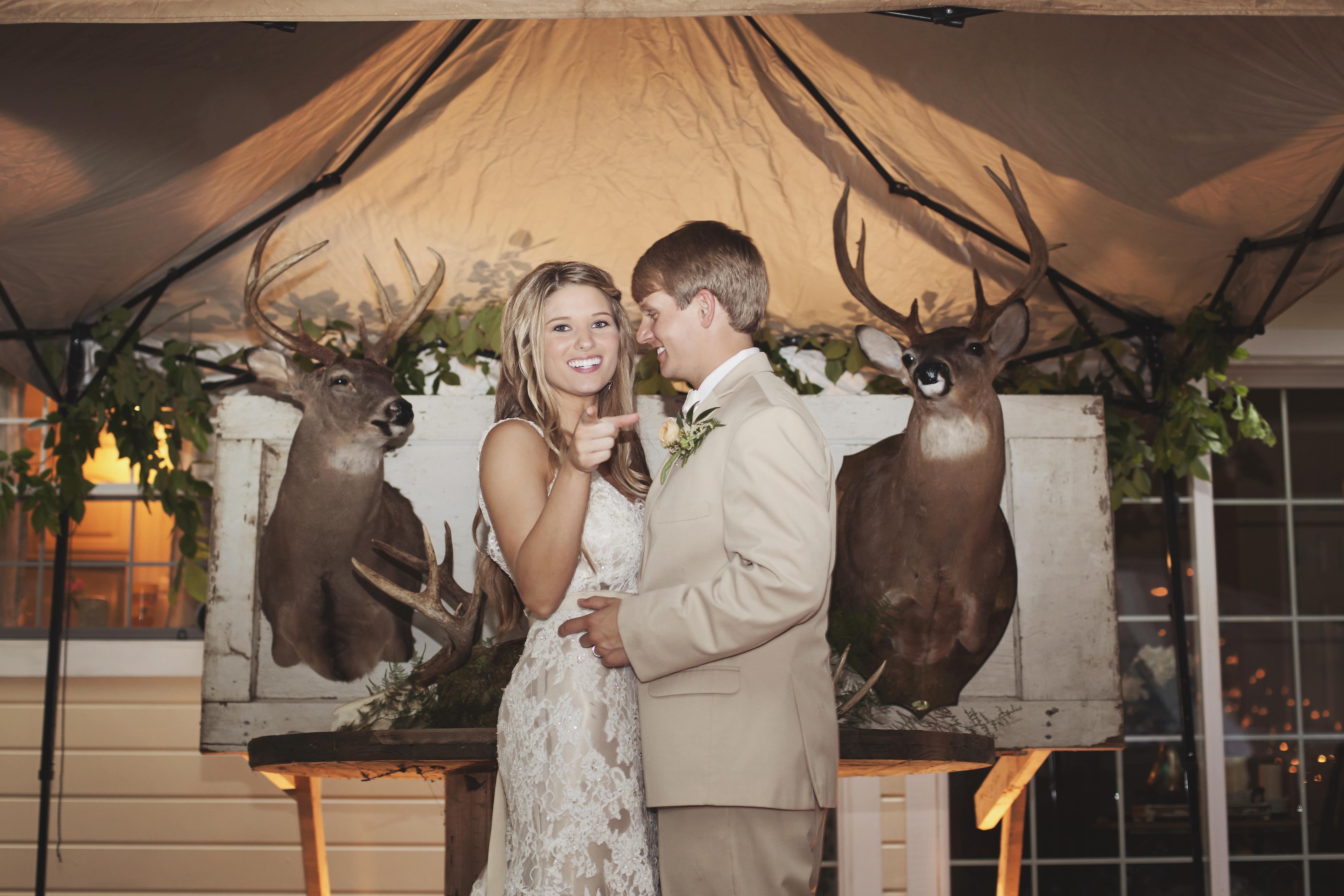 4717228fd1ee Friday s Featured Wedding  Lauren Cassidy Brummett   Justin Kyle Warren