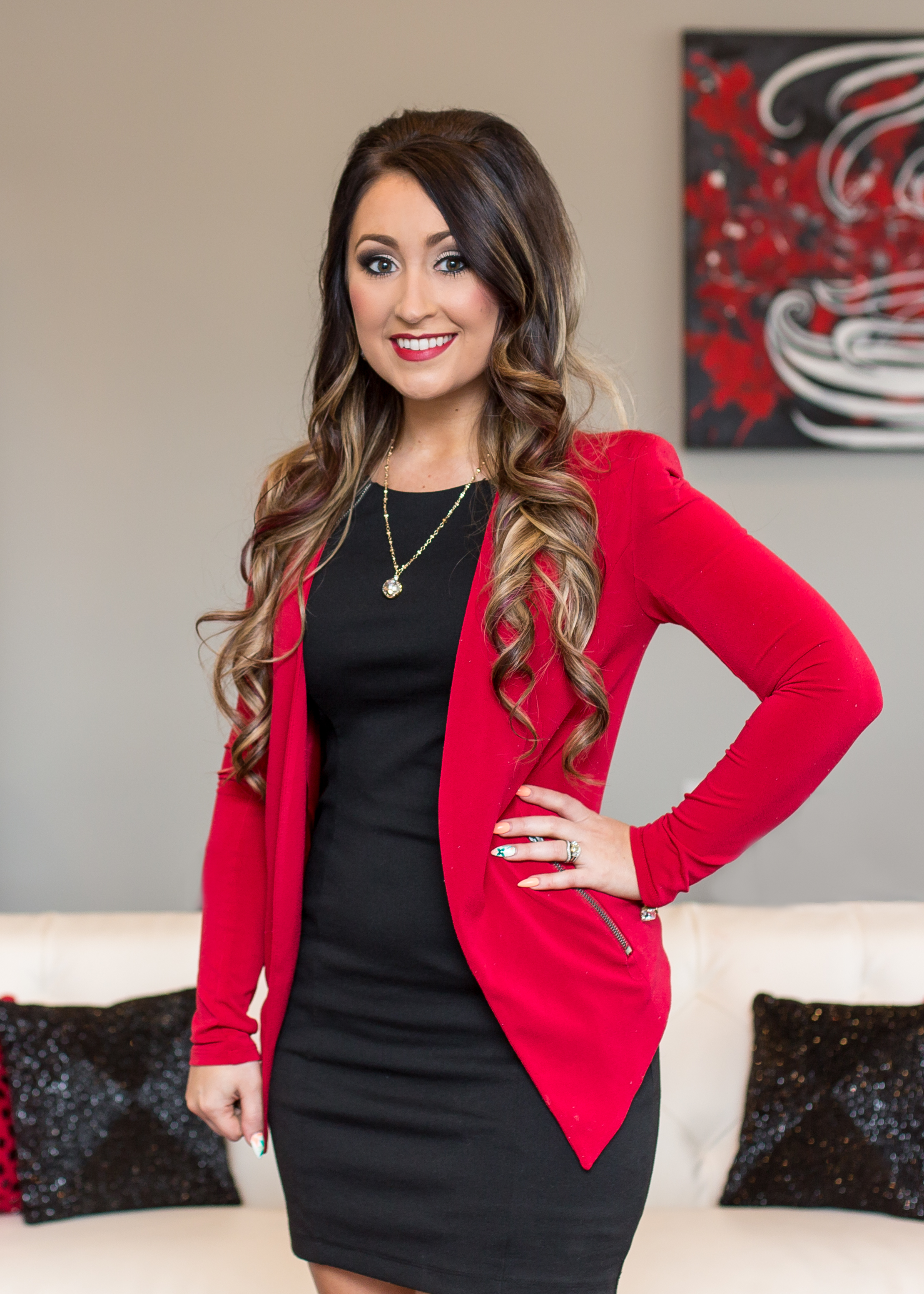 professional hairstylist amber bosarge lord owner of salon rogue - Professional Hairstylist