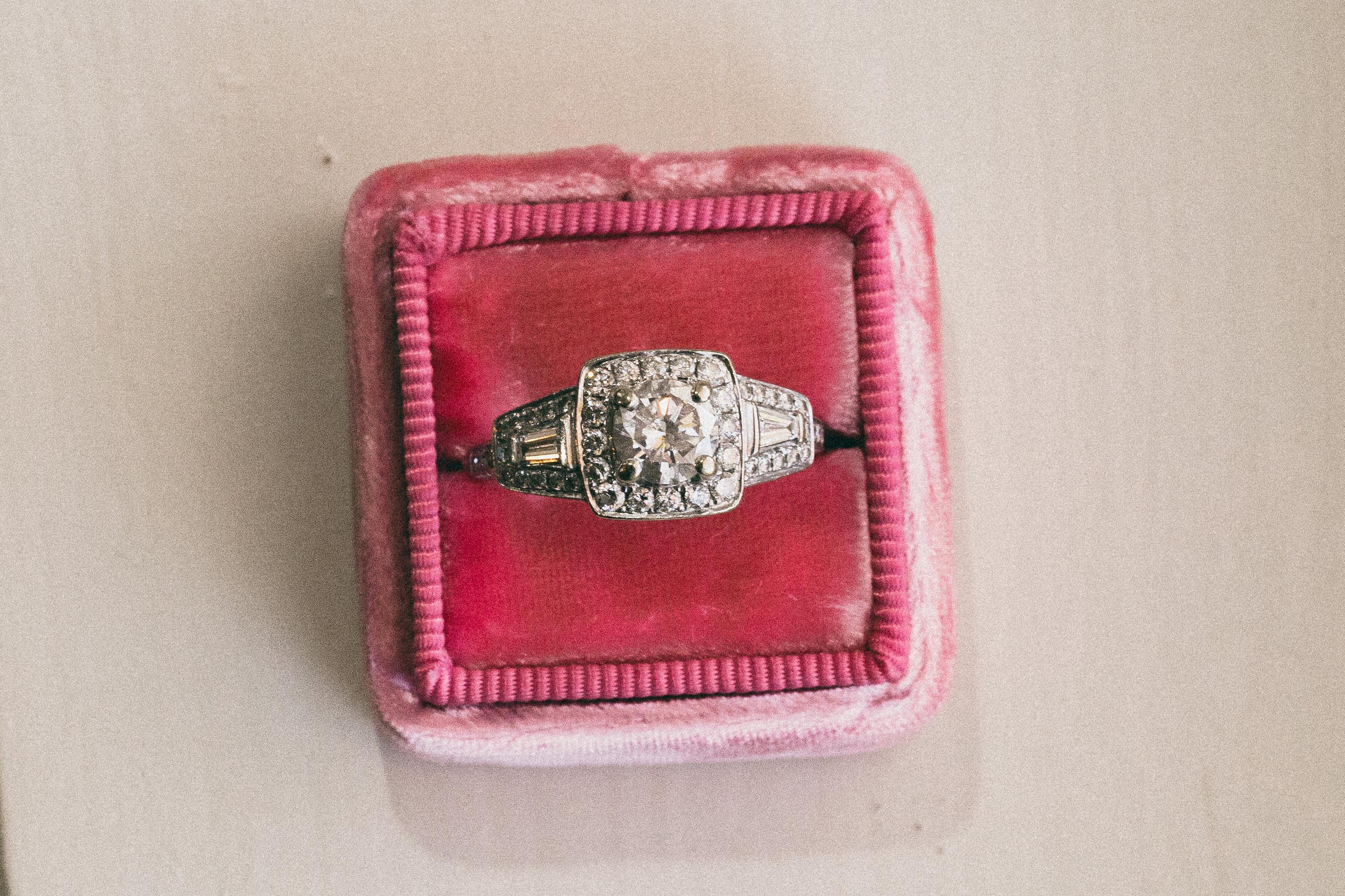 Wedding Wednesday: Engagement Ring Basics - I DO Y\'ALL