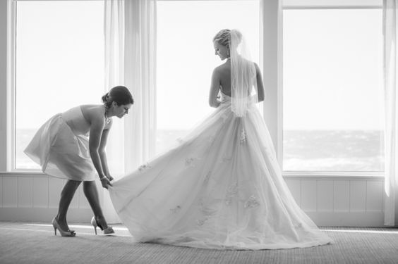 Must-Have Maid Of Honor Photographs