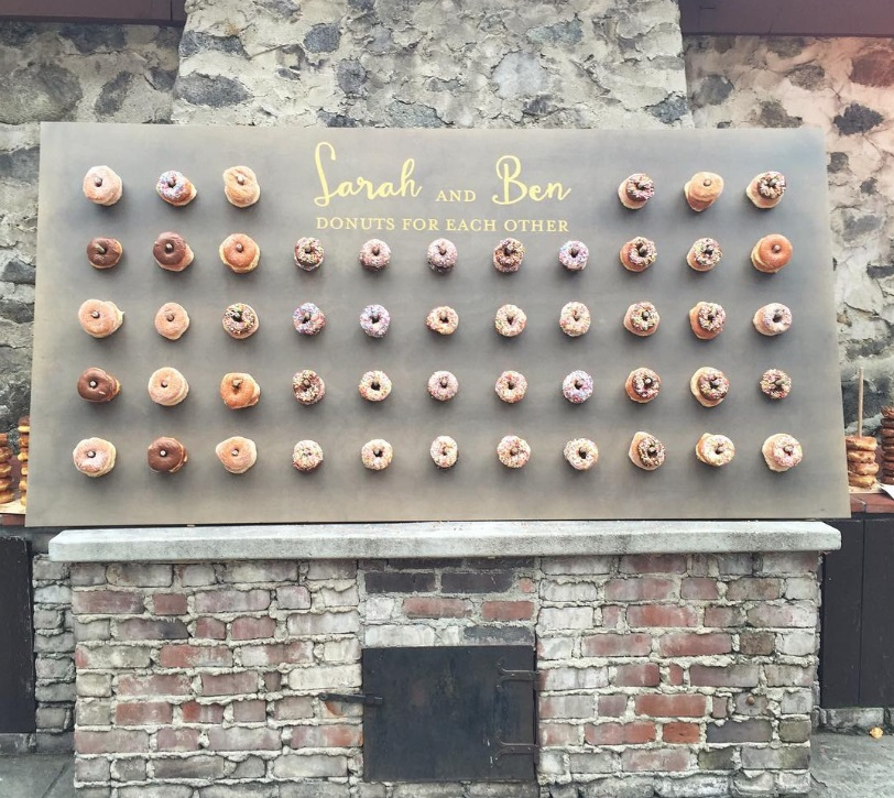Trending Tuesday The Delicious Doughnut Wall I Do Y All