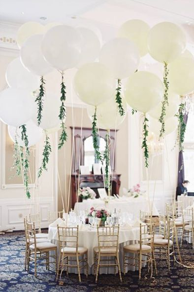Love Is In The Air Wonderful Wedding Balloons I Do Y All