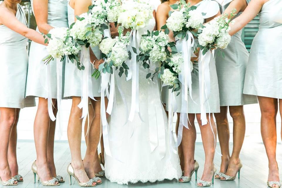 Wedding of Genny Johnson & Josh Fain - I DO Y\'ALL