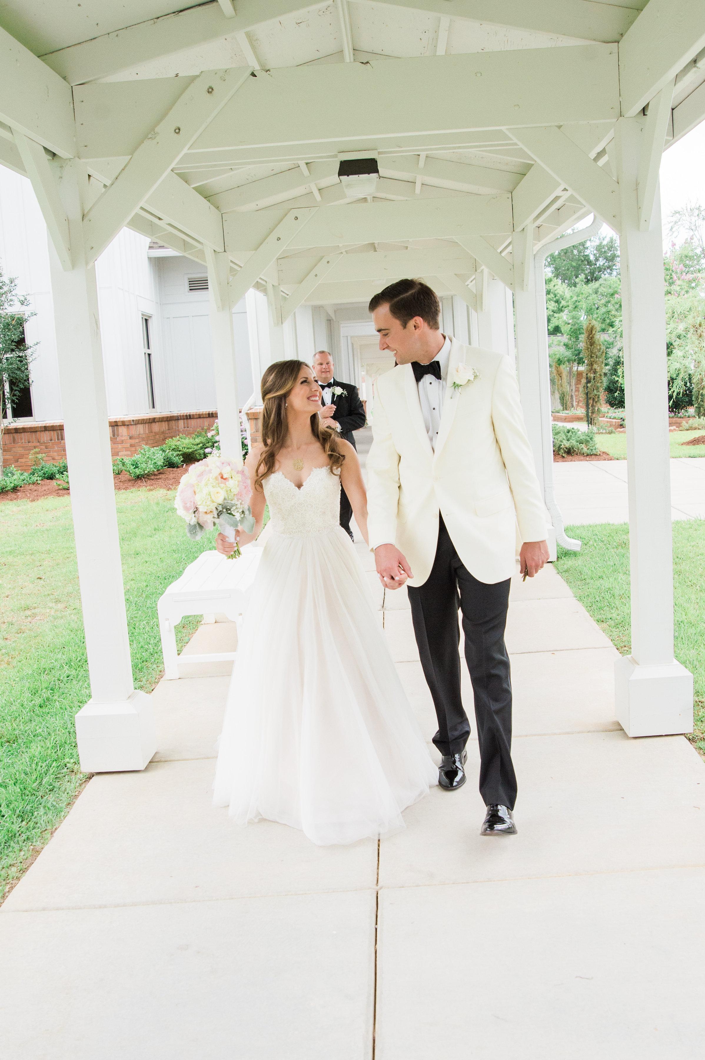 Wedding of Shelby Brennan & John Spurlock - I DO Y\'ALL