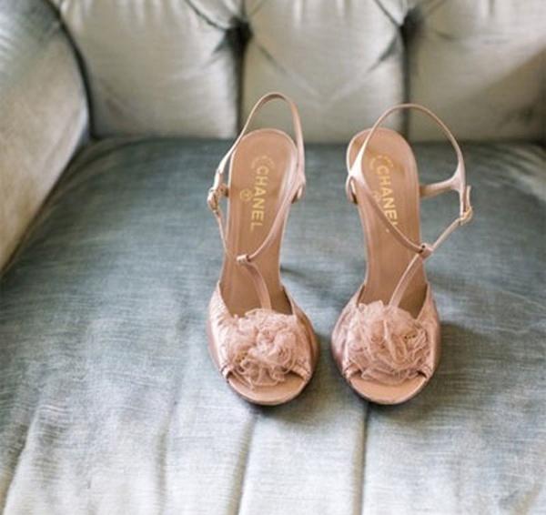 Splurge Worthy Wedding Day Shoes