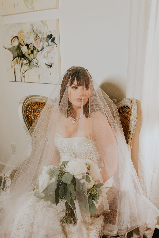 Premier wedding mobile bay cover bride elizabeth daly for Wedding dresses mobile al