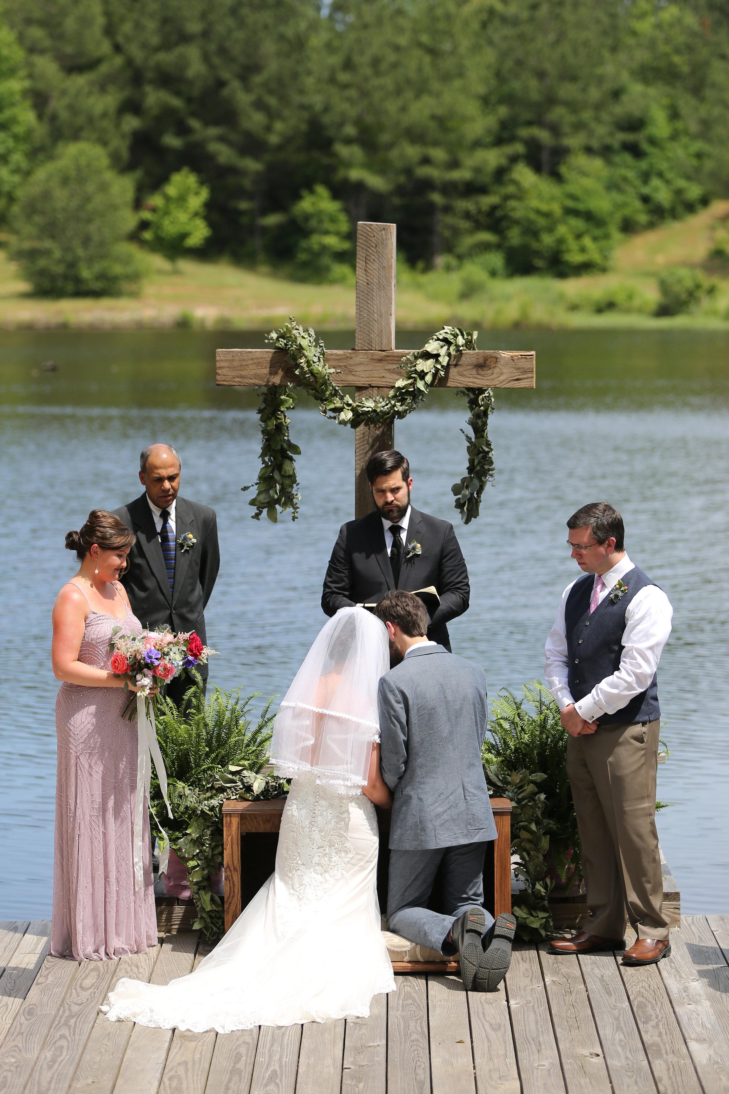 Graceful Cross Altars - I DO Y\'ALL