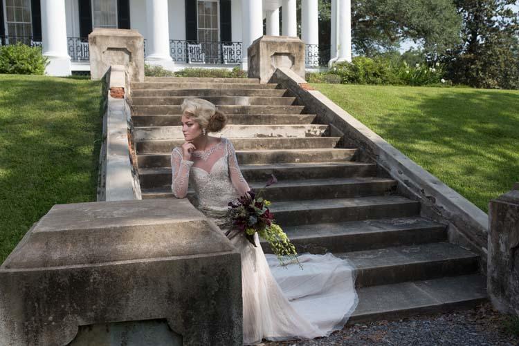 Boutique The Bride Groom Designer Justin Alexander Venue Dunleith Historic Inn Photo Southern Wedding Pixels For Premier Mississippi