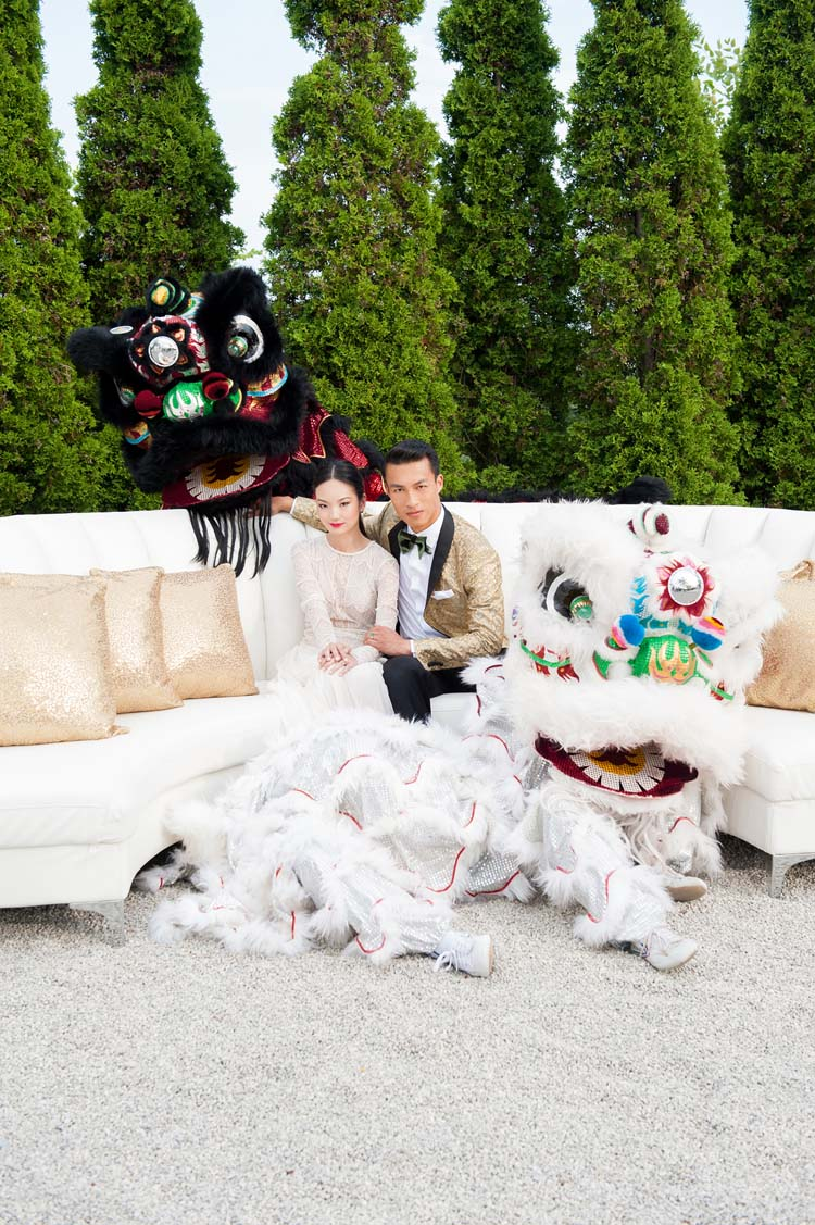 Year of the Dog: Lunar New Year Wedding Style - I DO Y\'ALL
