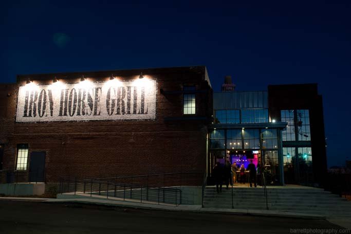 Iron Horse Grill Exterior