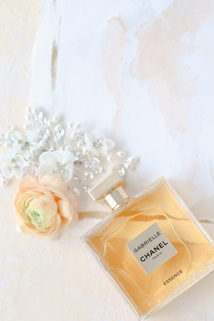 Chanel Perfume for Wedding Day | photo by Pendo Photography | featured on I Do Y'all