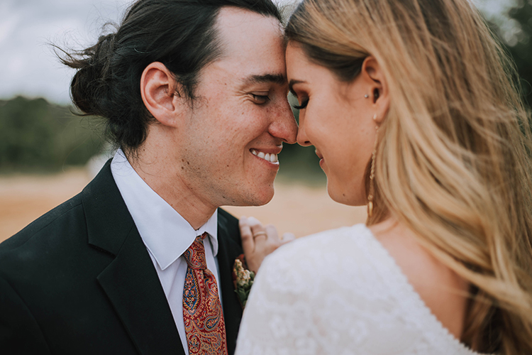 Dreamy Boho Red Bluff Elopement | photo by The Youngs | featured on I Do Y'all