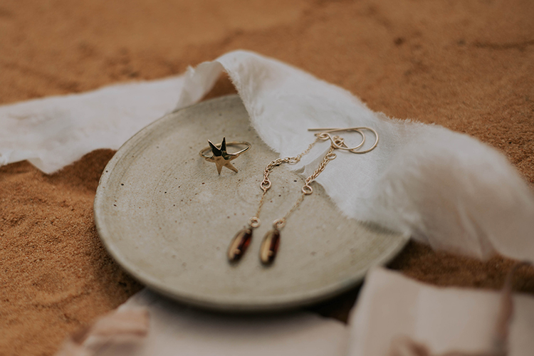 Boho Wedding Jewelry | photo by The Youngs | featured on I Do Y'all
