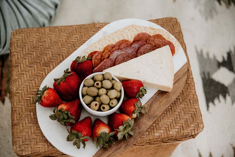Charcuterie Board for Wedding   photo by Shelbi Ann Imagery   featured on I Do Y'all