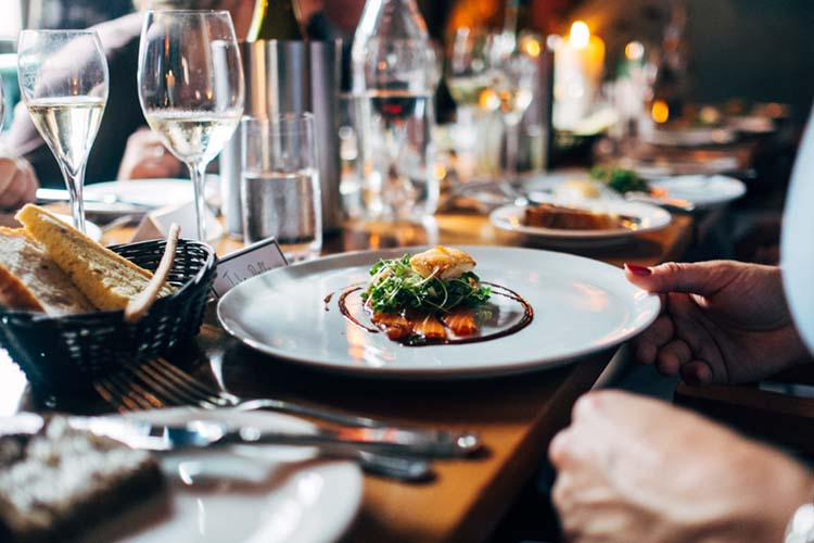 Restaurant Food Image | photo by Jay Wennington | featured on I Do Y'all for Dine Like a Local with Visit Ridgeland