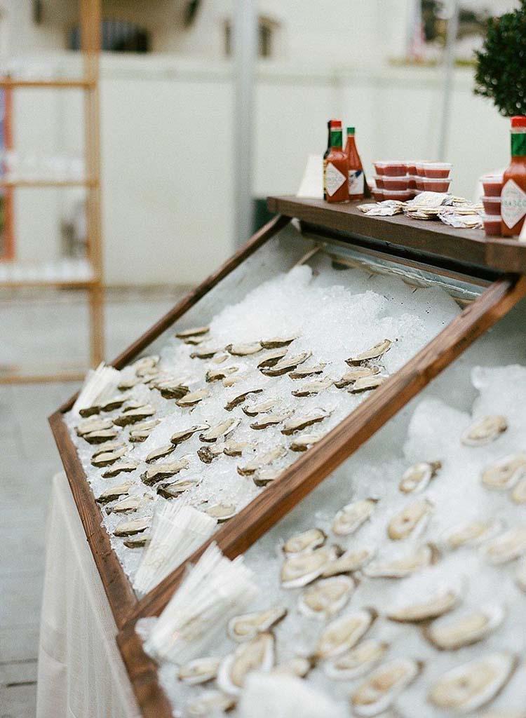 Dreamy Coastal Wedding Decor Ideas to Tie the Knot, Oyster Wedding Decor Perfect for Coastal Weddings 6