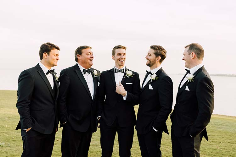 Classic Groomsmen Looks | photo by Madison Hope Photography | featured on I Do Y'all