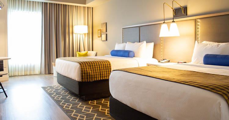 Get Wedding Ready at Hotel Indigo Hattiesburg with a Bridal Suite