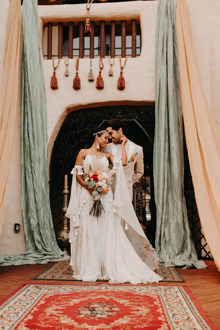 Moroccan Inspired Wedding Style | photo by Boote Photography Studio