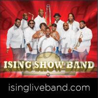 ISING LIVE logo